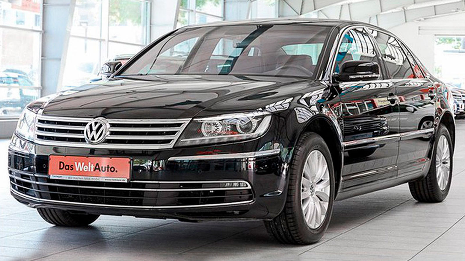 2020 VW Phaeton Review and Release date