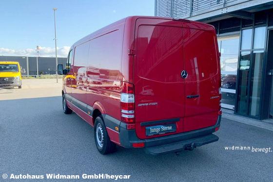 Mercedes-Benz Sprinter 210 CDI Kasten: Gebrauchtwagen