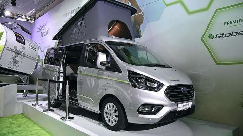 BILDplus: Wohnmobile mit Elektroantrieb