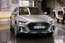 Audi A3 Cityhopper (2021): Vorschau, Illustration, Bild, Allrad