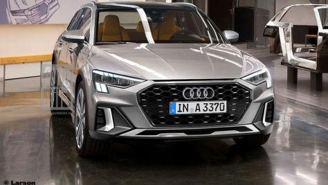Audi A3 Cityhopper (2021): Vorschau