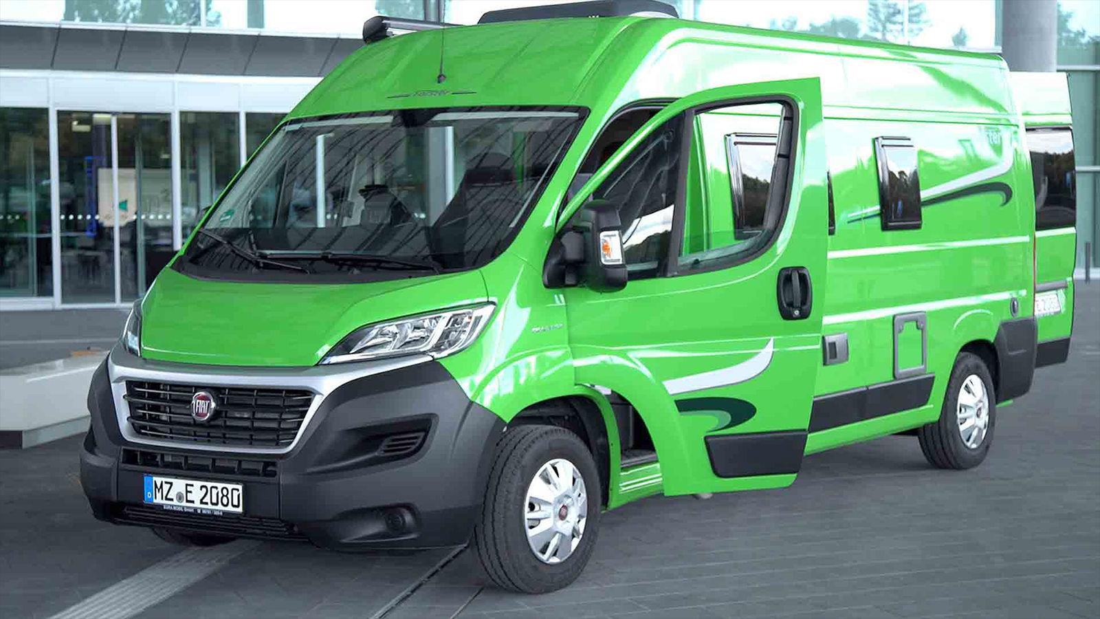 Caravan Salon (2020): Messe - Reisen - Wohnmobil - Info ...