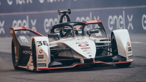 Formel E: Auftakt in Berlin