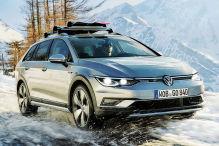 So kommt der neue VW Golf Alltrack