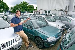 Diese Autos gibt es f�r eine Handvoll Euro