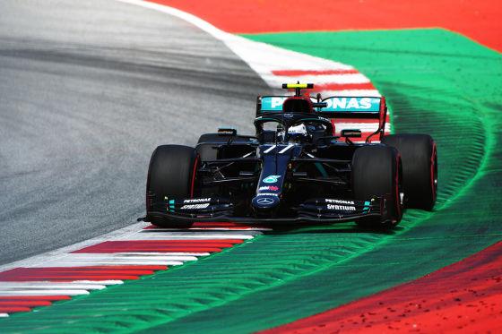 Mercedes verlängert mit Bottas