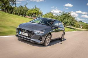 Hyundai i20 startet unter 14.000 Euro