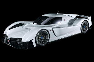 So teuer könnte Toyotas Hypercar werden