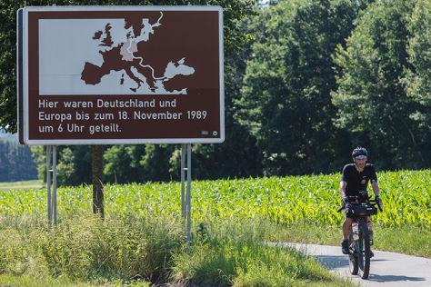 Bikepacking: Per Fahrrad entlang der innerdeutschen Grenze