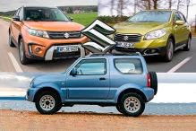 So schlagen sich gebrauchte Suzuki-Modelle beim TÜV