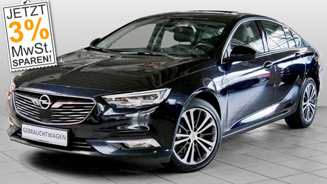 Opel Insignia im Top-Zustand unter 20.000 Euro