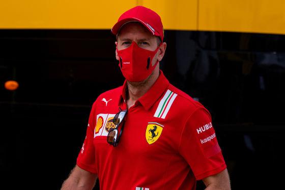 Hilft Ferrari Vettel noch?