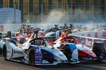 Formel E: Heimsieg für Günther