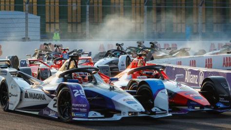 Formel E: Da Costa kurz vor Titelgewinn