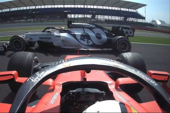 Zoff zwischen Vettel und Ferrari