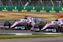 Formel 1: Hülkenberg holt Punkte