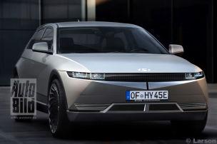 Hyundais E-Offensive mit neuer Marke