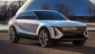 Cadillac stellt E-SUV Lyriq vor
