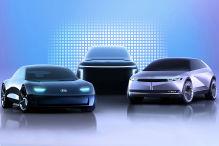 Hyundai startet Elektro-Offensive unter neuem Markennamen