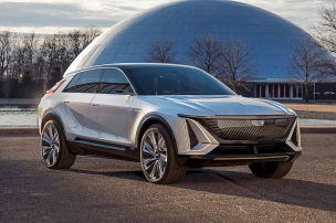 Cadillac Lyriq (2022): Infos, Bilder, Cockpit