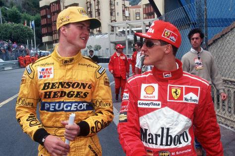 """Ralf Schumacher: """"Ich war immer irrsinnig stolz auf Michael"""" - autobild.de"""