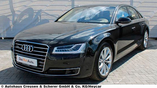 Luxus-Audi mit V8-Diesel unter 30.000 Euro