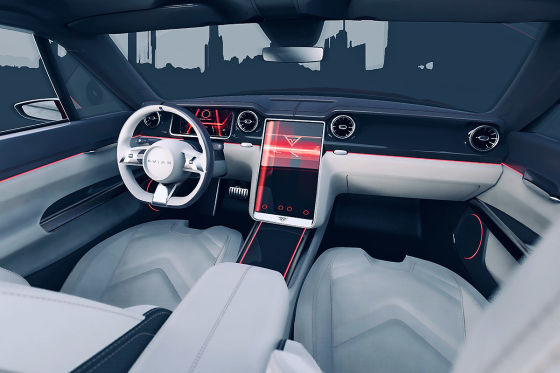 Retro-Mustang mit Tesla-Motor und 850 PS soll 500 km laufen!