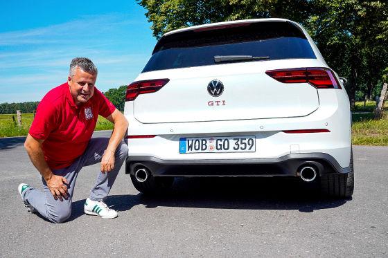 Neuer Golf GTI fährt hervorragend, aber in einer Disziplin hat er Schwierigkeiten