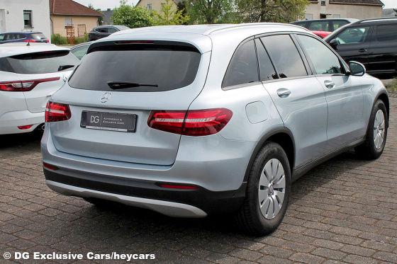 Darum kostet dieser gute Mercedes GLC 250 d nur 24.000 Euro!
