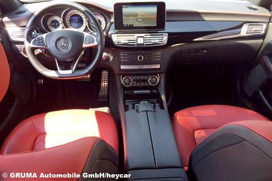 Mercedes CLS 500 mit nur 38.000 Kilometern und 70.000 Euro Wertverlust
