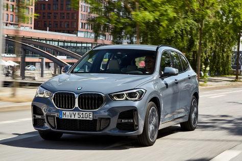 BMW X1 xDrive25e: Der neue Plug-in-Hybrid im Test - autobild.de