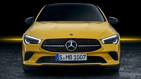 Mercedes CLA 250 e Shooting Brake: Leasing