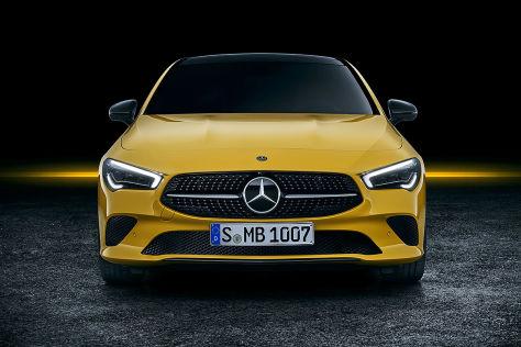 Mercedes CLA 250 e Shooting Brake: Leasing, Preis