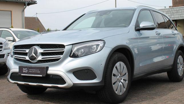 Darum kostet dieser gute Mercedes GLC nur 24.000 Euro!