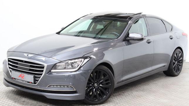 Luxuslimousine von Hyundai mit viel Ausstattung für unter 21.000 Euro