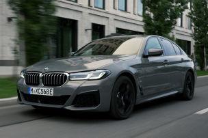 Dieser BMW hat maximale Power durch den Elektroantrieb