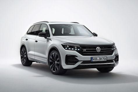 VW Touareg V8 TDI: Diesel, Sondermodell, Preis
