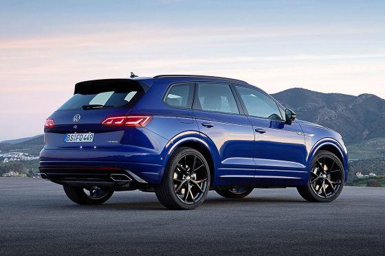 VW streicht den V8-Diesel im Touareg und bringt ein Sondermodell