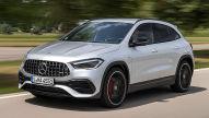 Mercedes-AMG GLA 45 S: Test, Motor, Preis