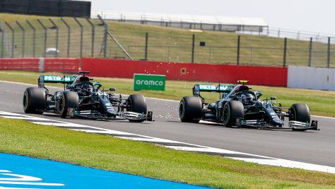 Formel 1: Mercedes bleibt bis 2021