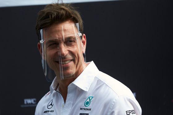 Mercedes will Concorde Agreement unterschreiben