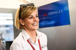 Formel-E-Teamchefin Susie Wolff im Interview