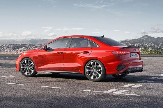 Der neue Audi S3 beschleunigt langsamer als sein Vorgänger