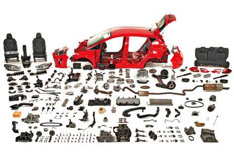 Ford Fiesta: Note 5 im AUTO BILD-Dauertest - autobild.de