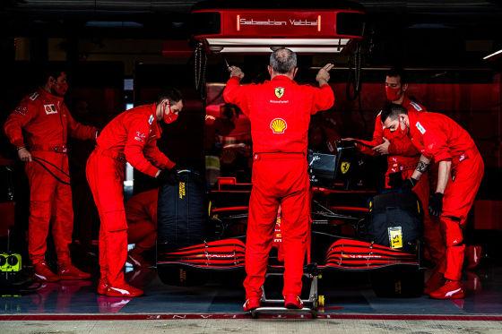 """Ferrari muss Vettel Vertrauen impfen"""