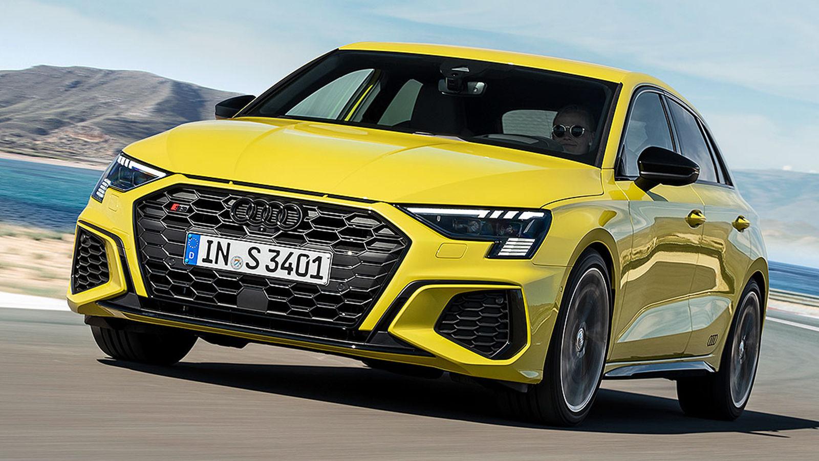 Audi S3 8Y (2020): Neuvorstellung - Leistung - Preis ...
