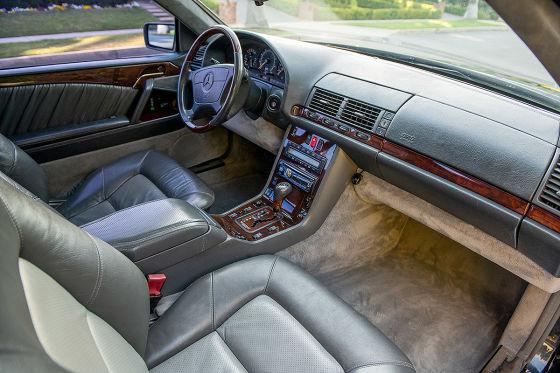 Michael Jordans Mercedes S600 Lorinser-Coupé wird versteigert!