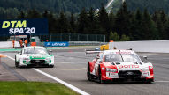 DTM: Audi nimmt Rast in Schutz