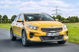 Kia XCeed iMT (2020): Test, Motor, Preis
