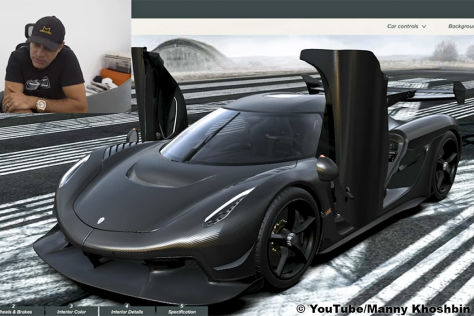 Koenigsegg Jesko: Konfigurator, Preis